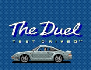 Test Drive II - gameplay (amiga)