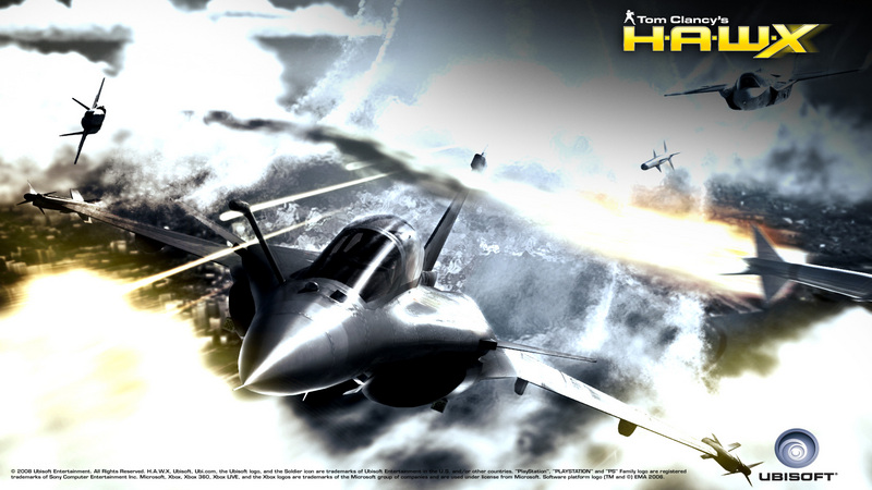 Kody do Tom Clancy's H.A.W.X. (PC)
