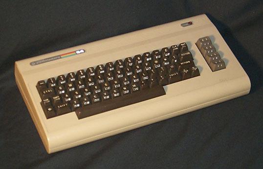 100 gier na Commodore'64 w 10 minut!