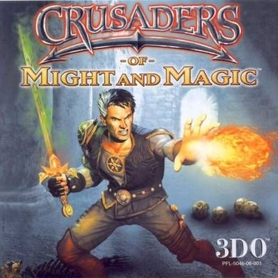 Crusaders of Might and Magic - intro