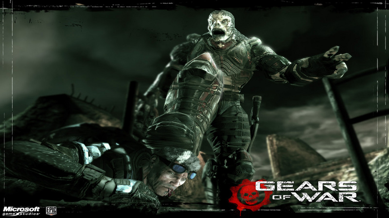 Pierwsze Gears of War na GOG.com