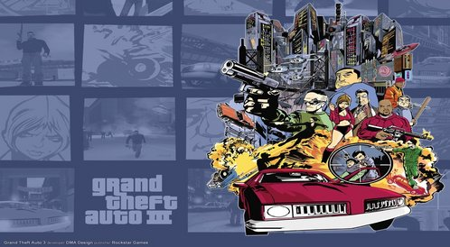 Kody do Grand Theft Auto 3 (PC)