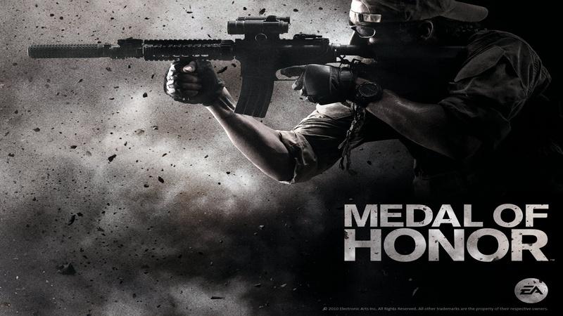 Medal of Honor - pierwsze 14 minut