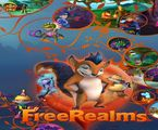 Free Realms - gameplay (Forest Troll Fort)