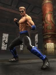 Mortal Kombat - Johny Cage