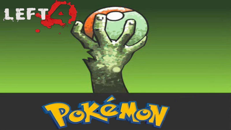 Left 4 Pokemon - Parodia gry Left 4 Dead