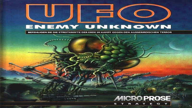 Kody UFO: Enemy Unknown (PC)