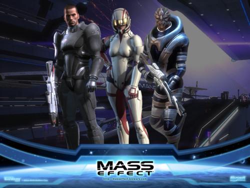 Mass Effect 2 - Zwiastun
