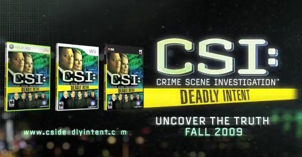 CSI: Deadly Intent - wersja demo