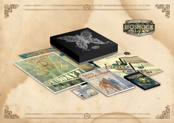 BioShock 2 - Prezentacja edycji kolekcjonerskiej