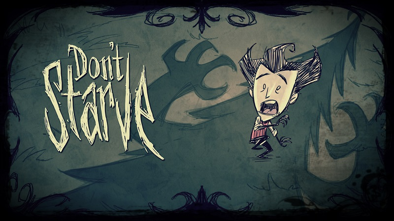 Don't Starve na PS Vita?