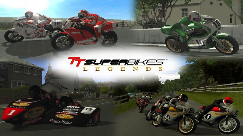 Kody do TT Superbikes Legends (PS2)