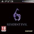 Resident Evil 6 (PS3) kody