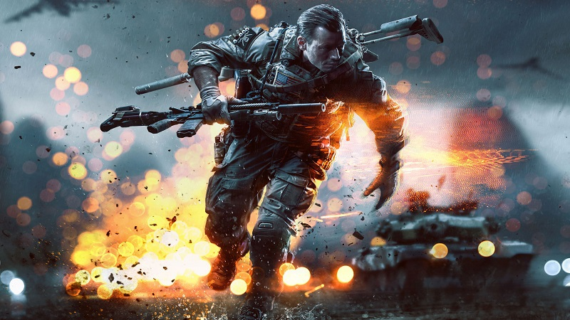 Battlefield 4 Anthem - Trailer