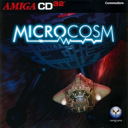 Microcosm - Gameplay z Amigi