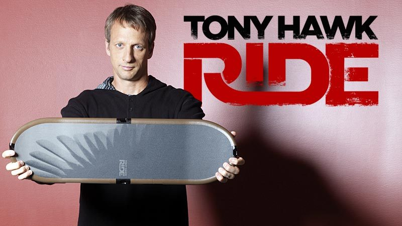 Kody do Tony Hawk: RIDE (PS3)