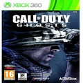 X360 Call of Duty: Ghosts (X360) kody