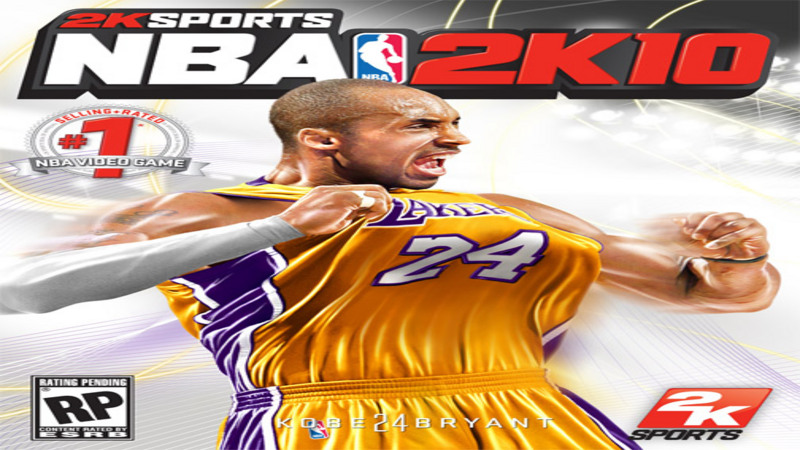 NBA 2K10 - gameplay (Lakers vs. Cavs)