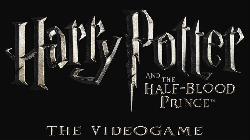 Harry Potter and the Half-Blood Prince - Intro i początek gry