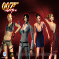 Kody do James Bond 007: NightFire (PC)