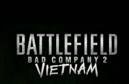 Bad Company 2: Vietnam - pamiętnik producenta