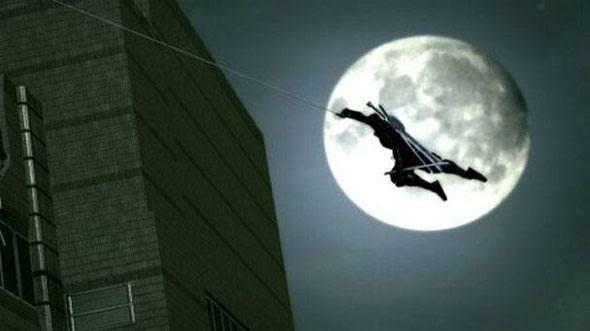 Ninja Blade - gameplay (autostrada)