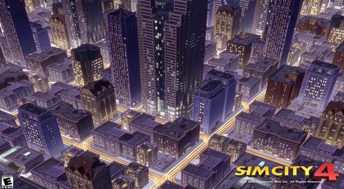 Kody do SimCity 4 (PC)