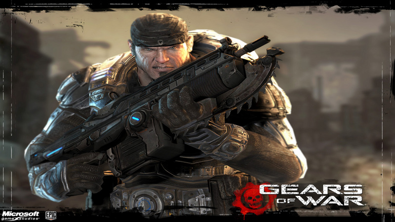 Kody do Gears of War (PC)