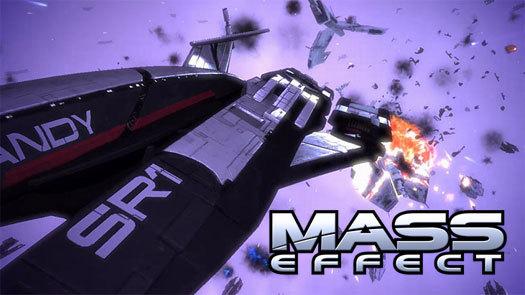 Mass Effect (2008) - Eksploracja galaktyki