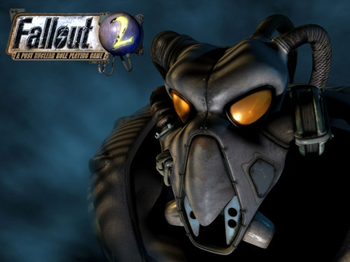 Fallout 2 - Intro