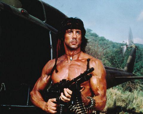 Rambo nadchodzi