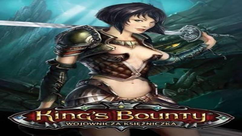 King's Bounty: Wojownicza księżniczka - Rosyjski zwiastun