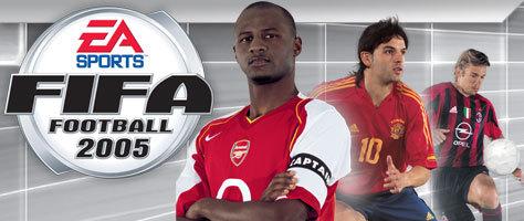 FIFA Football 2005 (2004) - Zwiastun
