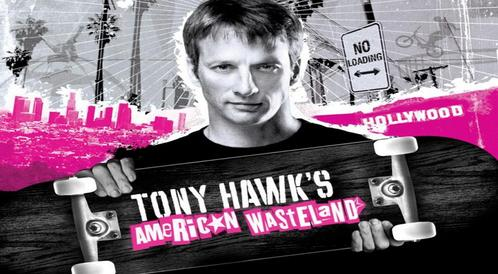 Kody do Tony Hawk's American Wasteland (PC)
