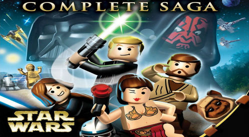 Kody do 	 LEGO Star Wars: The Complete Saga (PC)