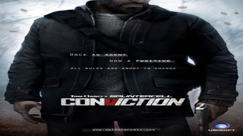 Splinter Cell Conviction - trailer
