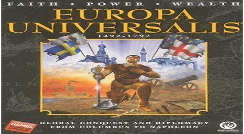 Kody Europa Universalis (PC)