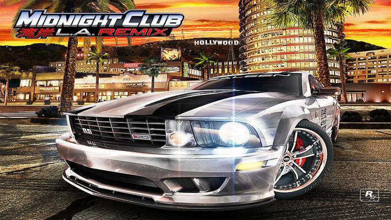 Kody do Midnight Club: LA Remix (PSP)