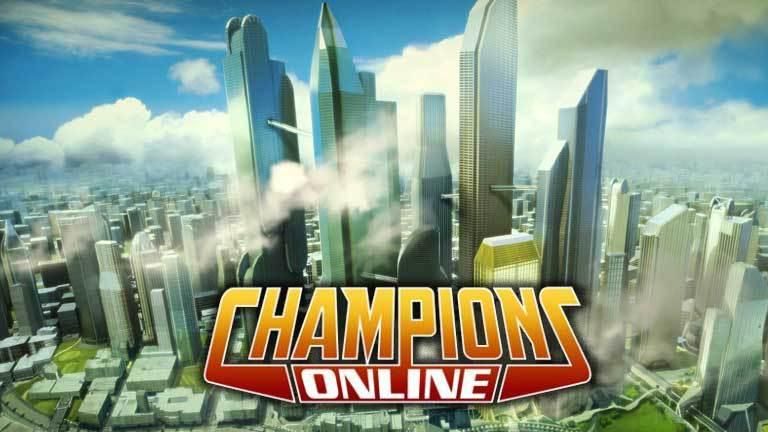 Champions Online zostanie uwolnione