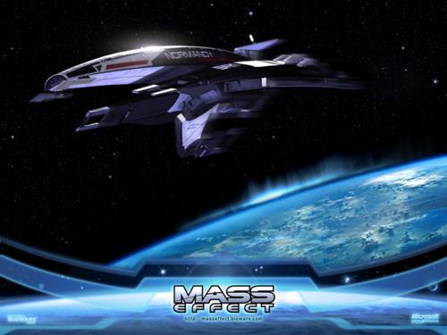 Mass Effect- Filmiki końcowe