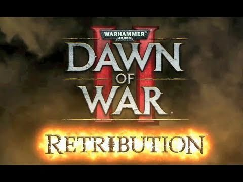 Warhammer 40K Dawn of War 2 Retribution - trailer premierowy