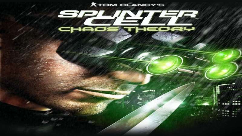 Tom Clancy's Splinter Cell: Chaos Theory (2005) - Zwiastun (The Omega Punch Strike)