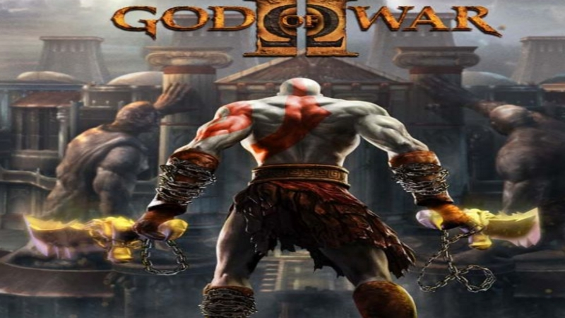 God of War II - Gameplay (Atlas)