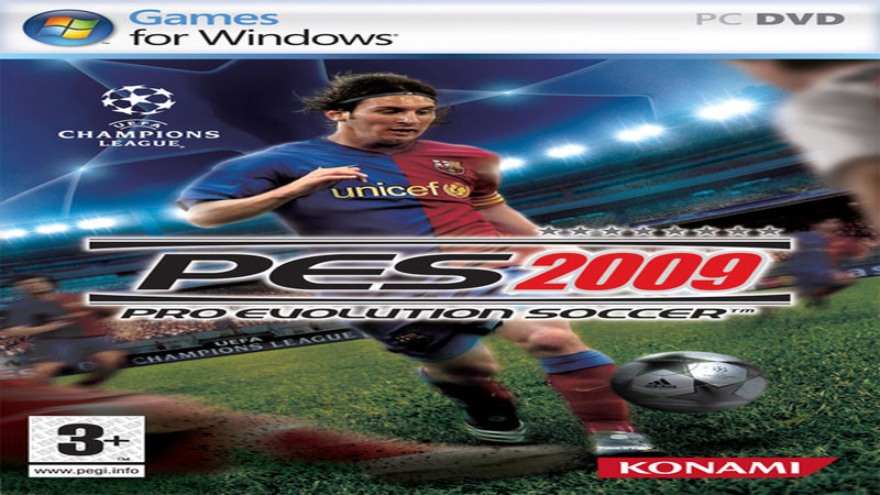 Pro Evolution Soccer 2009 - English Patch 1.3 (PC)