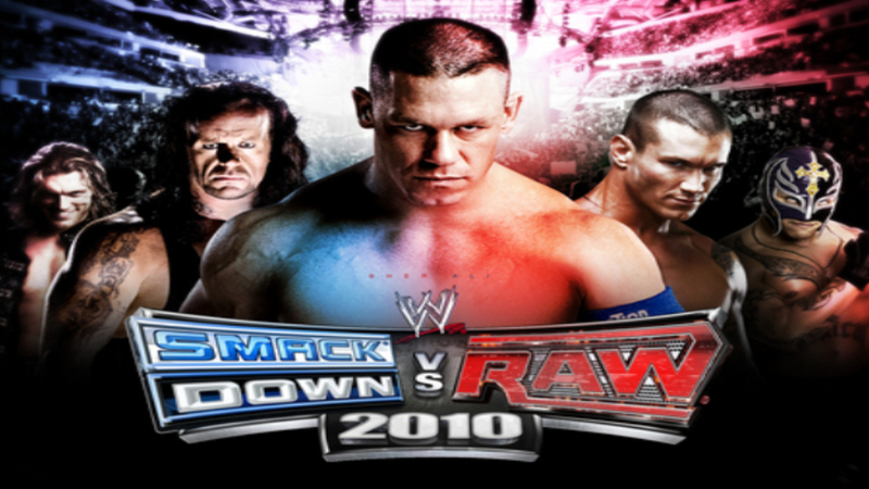 Kody do WWE SmackDown vs. Raw 2010 (Xbox 360)