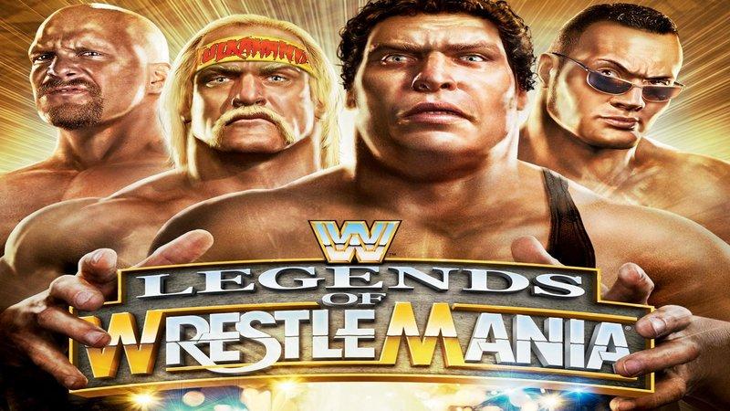 Kody do gry WWE Legends of WrestleMania (PS3; Xbox360)