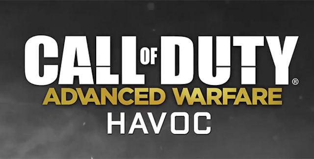 Call of Duty®: Advanced Warfare - Havoc DLC już do pobrania.