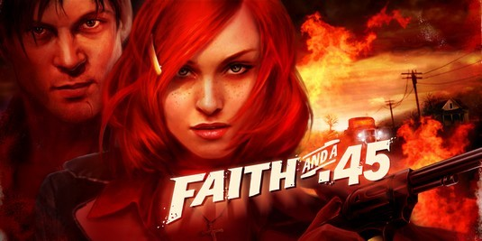 Faith and a .45 - Zwiastun
