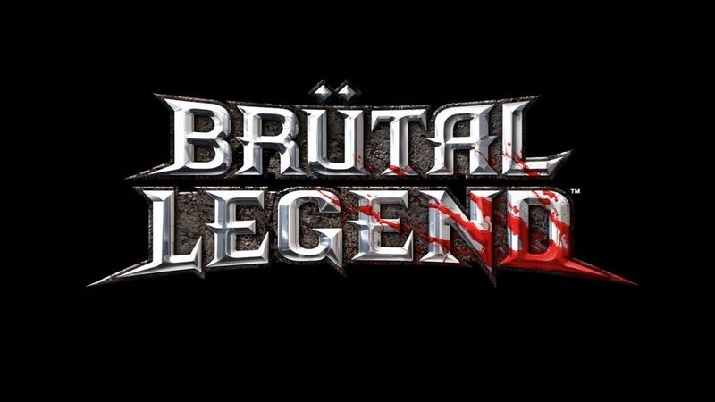 Brutal Legend - Trailer (Soundtrack: Unveil vs. Tim Schafer)