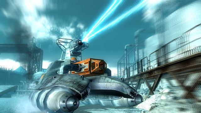 Fallout 3: Operation Anchorage - Zwiastun